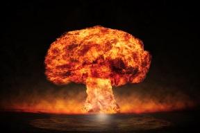 Tube and Mushroom Explosion