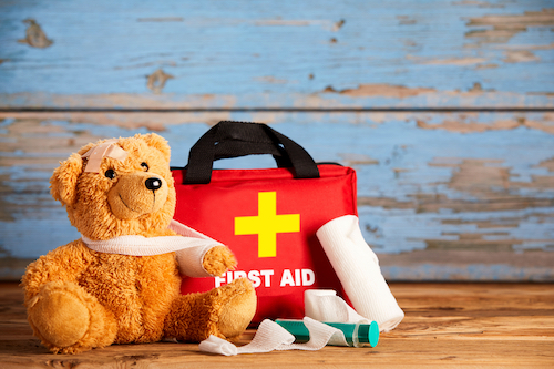 Can children learn First Aid