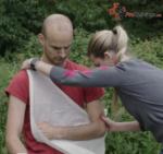 horizontal sling